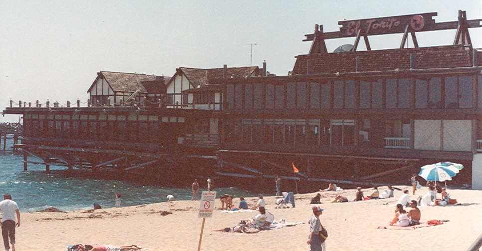 El Torito on Redondo Beach Pier